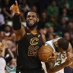 Cleveland Cavaliers v Boston Celtics - Game Seven