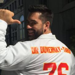 Chiefs' Laurent Duvernay-Tardif graduates from Medical School