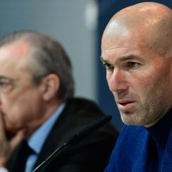 Zinedine Zidane resigns as Real Madrid manager