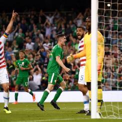 Ireland scores on the USMNT in a friendly