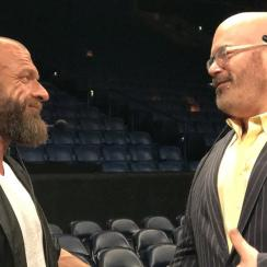 WWE Performance Center website announced by Triple H