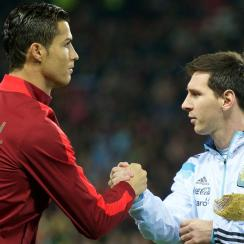 Lionel Messi and Cristiano Ronaldo go in search of an elusive World Cup title in Russia
