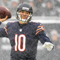 NFL: DEC 24 Browns at Bears