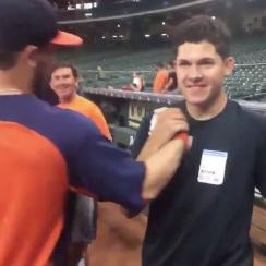 A.J. Bregman drafted by Astros