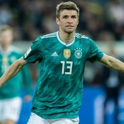 Thomas Muller does not enter the World Cup in the best run of form
