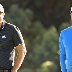 Tiger Woods Dustin Johnson US Open pairing grouping shinnecock hills