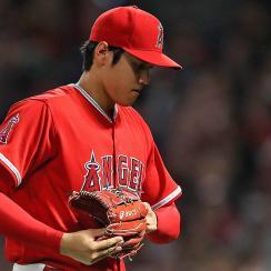 Los Angeles Angels Shohei Ohtani