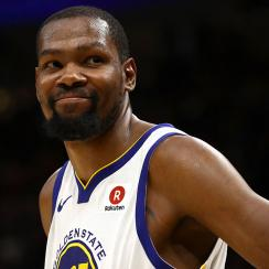 Kevin Durant wins Finals MVP