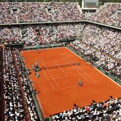 Rafa Nadal Dominic Thiem French Open Simona Halep jon wertheim roland garros philippe chatrier court