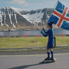 Iceland World Cup: Hannes Thór Halldórsson's Coke ad (video)