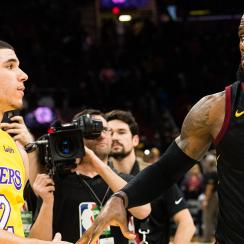 LaVar Ball talks LeBron James joining Lakers