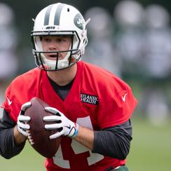New York Jets OTA's