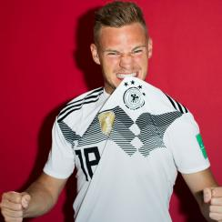 Joshua Kimmich will star for Germany at the World Cup