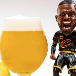 Lebron Tears IPA by Barebottle Brewing Company