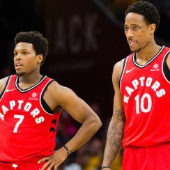 NBA draft rumors: Raptors looking to move up