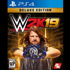 WWE 2K19 cover with AJ Styles revealed (photo)