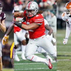 College football player rankings: Nick Fitzgerald, Chase Young make Top 100