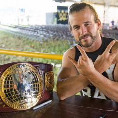 Adam Cole: Interview on championship defense vs. Walter