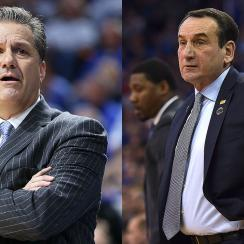 Kentucky John Calipari