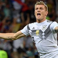 Toni Kroos wins it for Germany vs. Sweden
