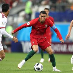 Portugal faces Iran in the World Cup group stage