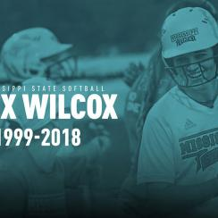 alex wilcox death mississippi state softball