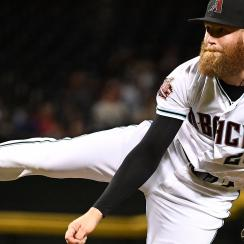 Archie Bradley pooped his pants