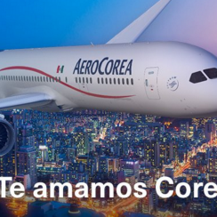 AeroMexico is discounting tickets to South Korea