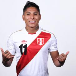 The Seattle Sounders signed Peru's Raul Ruidiaz