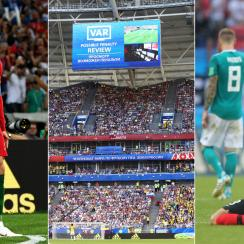 Cristiano Ronaldo, VAR and Germany were among the stories of the World Cup group stage