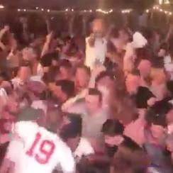english-fans-shootout-beer-toss