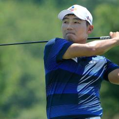 Sung Kang was accused of cheating by his playing partner during the final round of the Quicken Loans National. He finished third and earned a British Open invite.