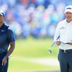 Tiger Woods Phil Mickelson match $10 million
