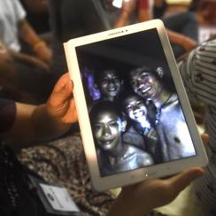 Thai cave rescue: FIFA president invites boys to World Cup