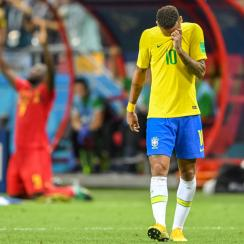Neymar and Brazil are out of the World Cup