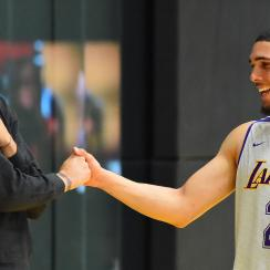 LiAngelo Ball joining JBA Los Angeles Ballers