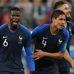 France beats Belgium to reach the World Cup final