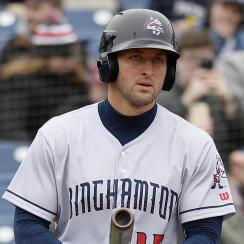 Tim Tebow ready for MLB call-up with Mets, mom says