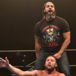 Bullet Club: Tama Tonga on Kenny Omega, Young Bucks attack