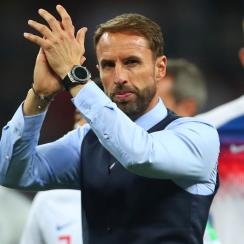 Gareth Southgate managed England to the World Cup semifinals