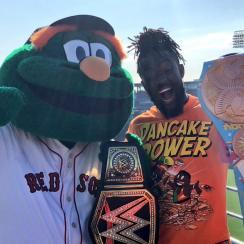WWE's Kofi Kingston: Interview on Kenny Omega, Young Bucks