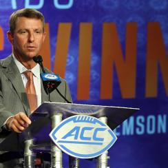 ACC, SEC, Big 12 Media Days: Dabo Swinney, Nick Saban set to speak