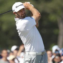 World No. 1 Dustin Johnson can hit it a mile, but how much of an edge will that give him at a fast links like Carnoustie?