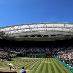 Wimbledon 2018 parting thoughts jon wertheim novak djokovic centre court