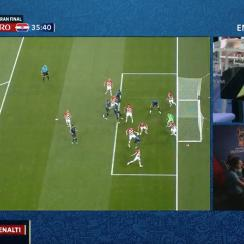 World Cup final VAR leads to penalty kick