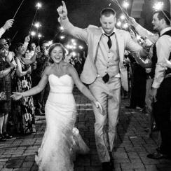 carson wentz wedding photos eagles