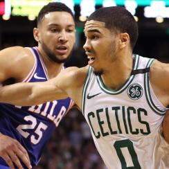 Philadelphia 76ers v Boston Celtics - Game Two