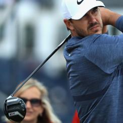 Brooks Koepka confirmed that his driver passed the R&A's COR test at this year's British Open.