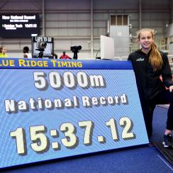 Track and Field: VA Showcase