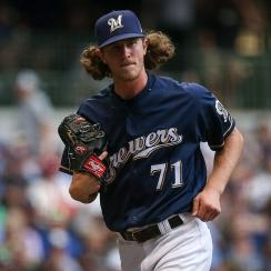 Josh Hader, brewers, lorenzo cain, christian yelich, all-star game, 2018 all-star game